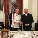 Consecration of the Spirit of Rugby Lodge