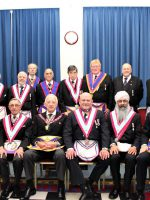 APGM Wes Holland and his Delegation visit Pro Minimis on 5th December 2019