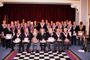 Piscator Lodge No. 1363 celebrates its 50th Anniversary