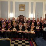 The Deputy Provincal Grand Master visits The Royal Naval Lodge No 239 – Thursday 16th Janurary 2020