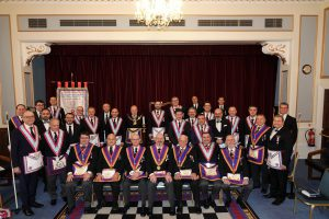 DPGM W. Bro Tim MacAndrews visit to Gallipoli Lodge No. 1984 on Saturday 15 February 2020
