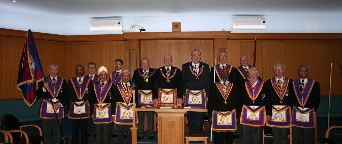 FullTeam Visit to Equator Lodge No 1889 - 21st February 2020