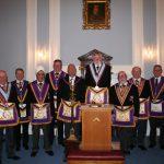W Bro John Ellis, PGJD, APGM visits Johann Gutenberg Lodge No 976 – 3rd March 2020