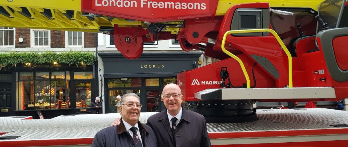 New Equipment for the London Fire Brigade